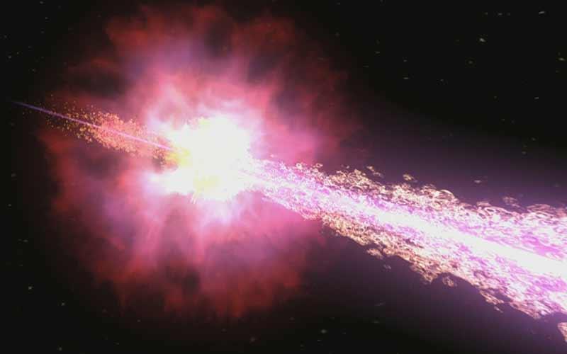 Çok gelişmiş bir medeniyet, gamma ışın patlamalarından korunabilir mi?
