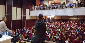 Antalya Anadolu Lisesi 2017 Panelimizden Kareler