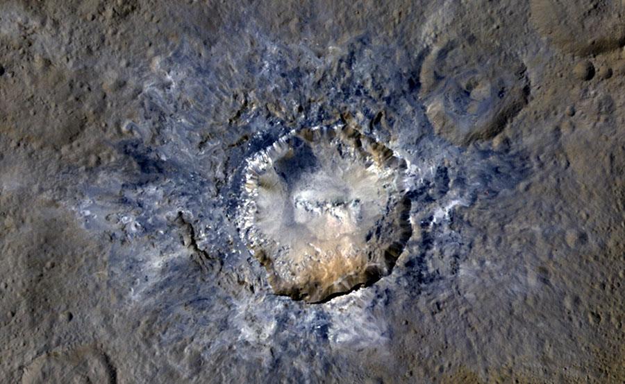 Ceres Haulani