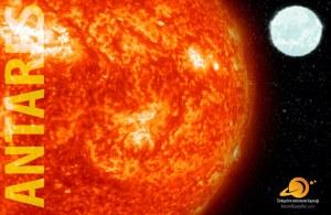 En Parlak Yıldızlar 11: Antares