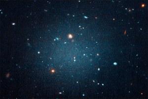 Bu Galakside Karanlık Madde Neredeyse Hiç Yok!