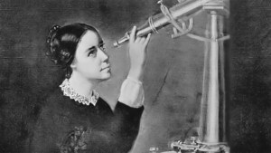 İlk Kadın Astronomlardan: Maria Mitchell