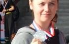 Apostolache Kiss Andrea ezüstérmes lett a kungfu vb-n