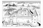 A vár, ahol Orbán Balázs született