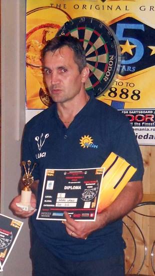 Kádár Laci darts