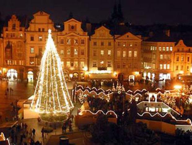 Karácsony Csehország