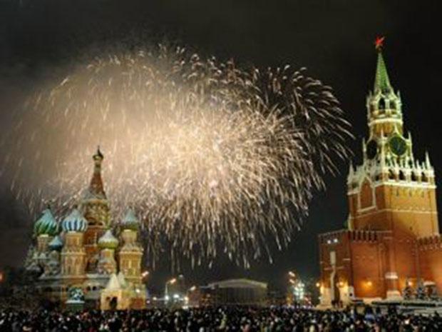 Szilvezter Oroszország
