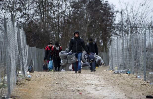 menekültek