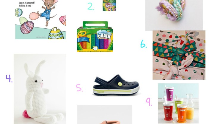 My Favorite Items for Toddler Easter Baskets