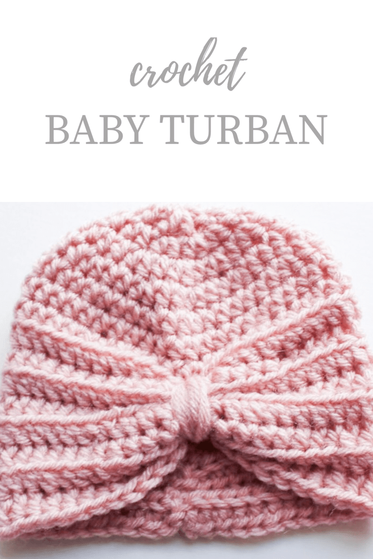 Baby Beanie Crochet Pattern 6 12 Months Simple Inspiration Design