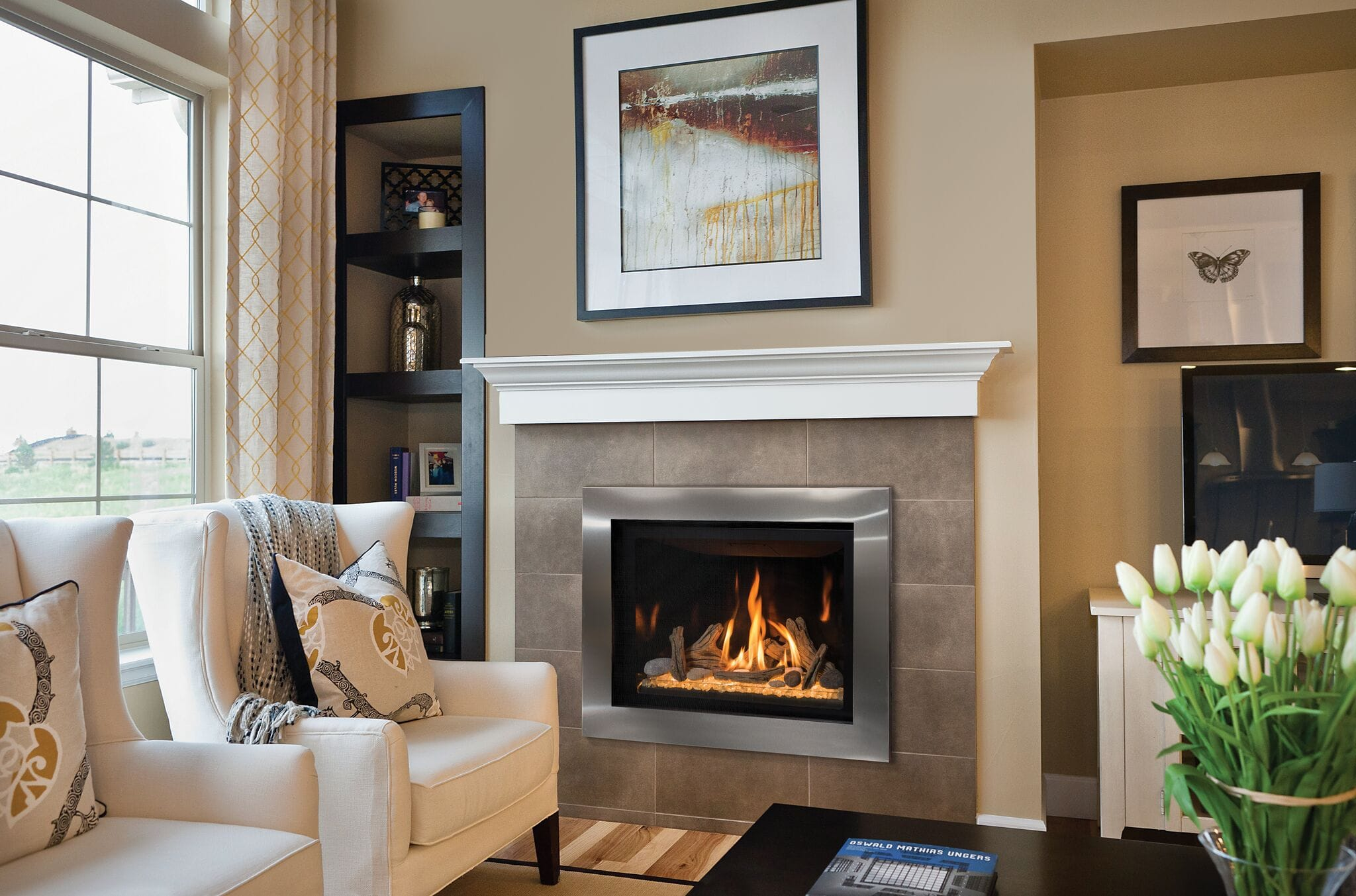 How Does A Gas Fireplace Work