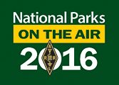 npota - ACTIVACION National Parks on the Air