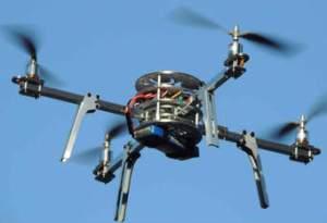 drone - Aviones no Tripulados ilegal Transmisores Podría Interferir con el Control de Tráfico Aéreo, de la ARRL Queja Afirma