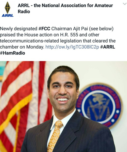 wp 1485374356658 - Designado presidente de la FCC