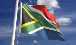 Flag of S Africa - Su licencia de la FCC…