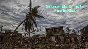 Huracanes 1 - Pasó María…