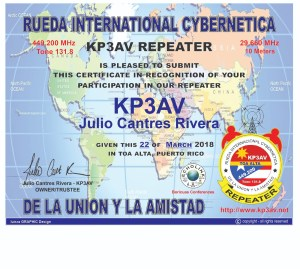 IMG 20180422 WA0001 - Mejoras al Repetidor 449.200 de Corozal