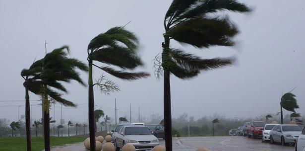 vientosmotivo - Se esperan fuertes ráfagas de viento hasta la noche del sábado