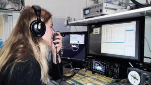 YOTA Month 2018 OL18YOTA - Dos Jóvenes Aficionados de Radio son los Primeros a los Estadounidenses a Tomar Parte en YOTA Campamento