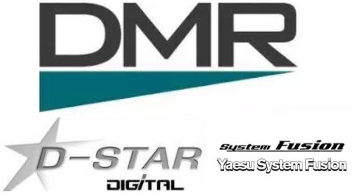 Es LEGAL o ILEGAL en GMRS transmitir en modos digitales, DMR, C4FM, DSTAR, P25, KP3AV Systems