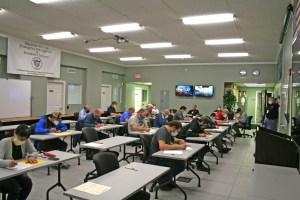 Exam Session Madison County May 19 1 - Conjunto de prueba de banda cruzada anual del Día de las Fuerzas Armadas del 7 al 8 de mayo