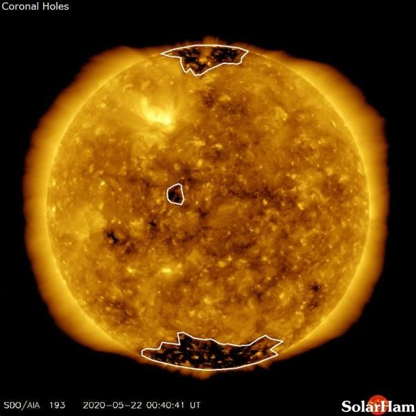 ch may22 - La actualización solar de K7RA