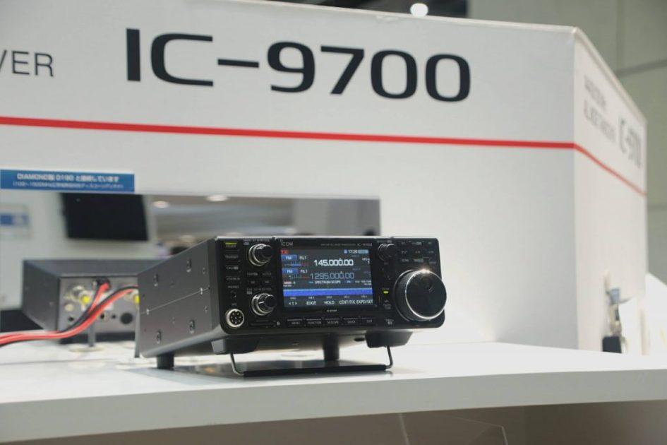 Actualización de firmware de Icom IC-9700 (Versión 1.23), KP3AV Systems