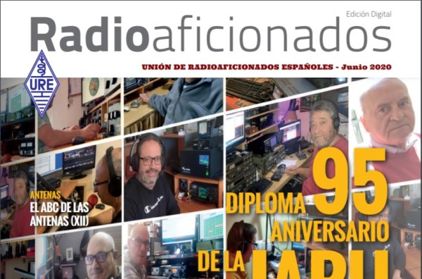 ure - La URE de España pone a disposición el PDF de la revista Junio GRATIS