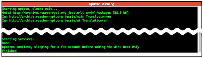 pi star update 4 - Como actualizar nuestra Pi-Star