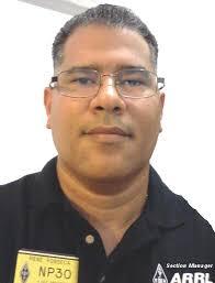 rene fonseca np3o - Rene Fonseca, NP3O, elegido como el nuevo  Sección Manager del ARRL de Puerto Rico