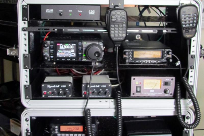 ARES del norte de Florida solicita frecuencias limpias para Nets de HF, KP3AV Systems