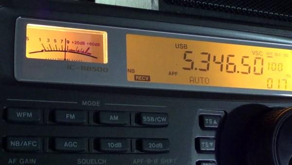 60 meters - Los radioaficionados de Nueva Zelanda pierden acceso a 60 metros