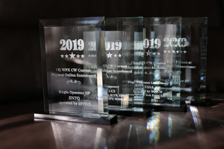 Programa de trofeos de puntuación en línea CQ WW SSB / CW 2020, KP3AV Systems