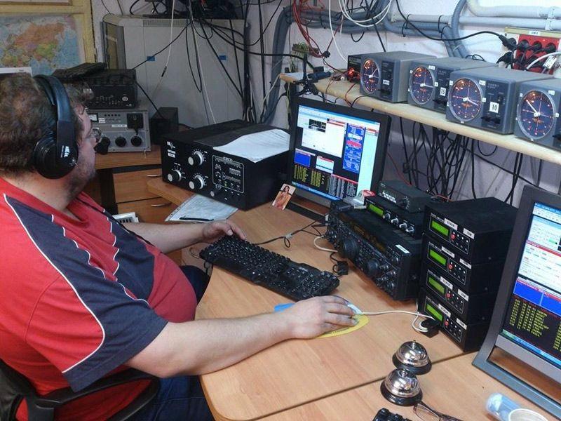 55 ° CONCURSO ALESSANDRO VOLTA RTTY DX, KP3AV Systems