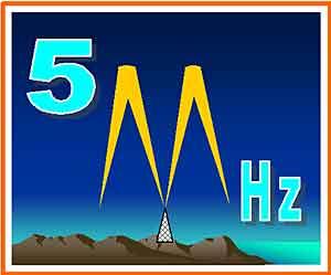 "5mhz logo - ""Vida por encima de 50 MHz"" [ARRL PODCAST]"