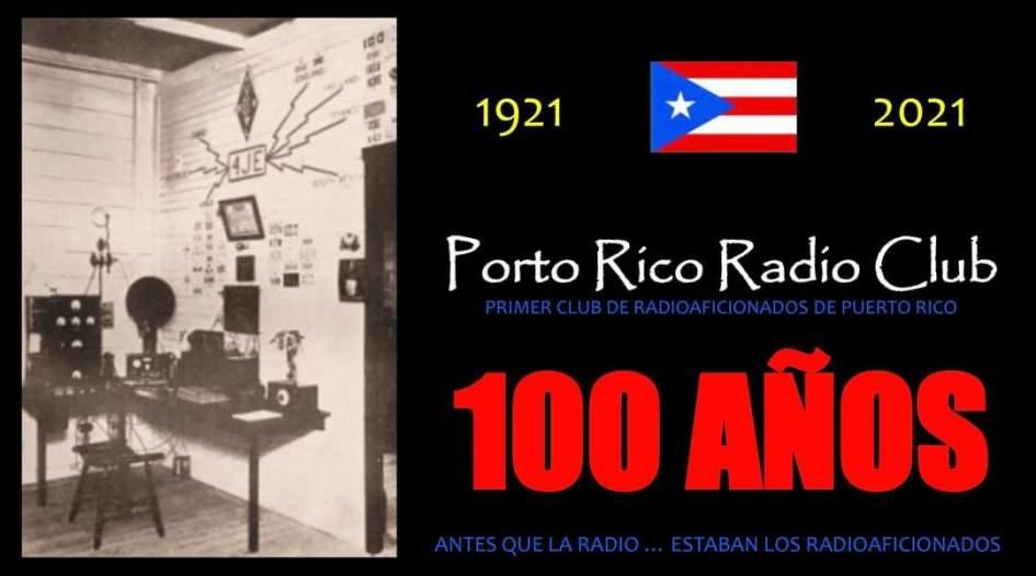 Radioaficionados 100 Años de historia FELICIDADES, KP3AV Systems