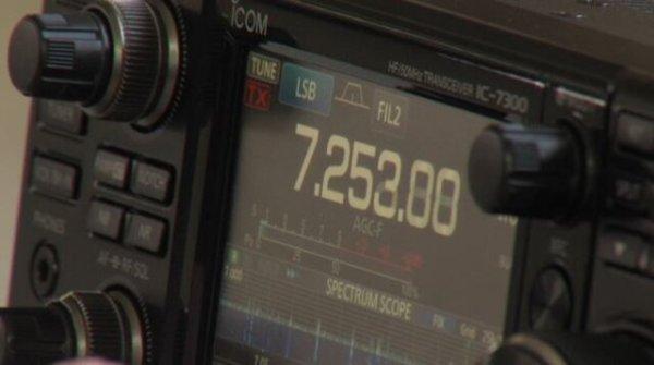 hamradio 1 - Los operadores de radioaficionados todavía tienen una gran demanda