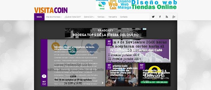 Diseño web responsive en Málaga