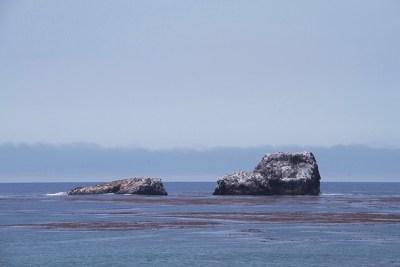 Blue Boulders