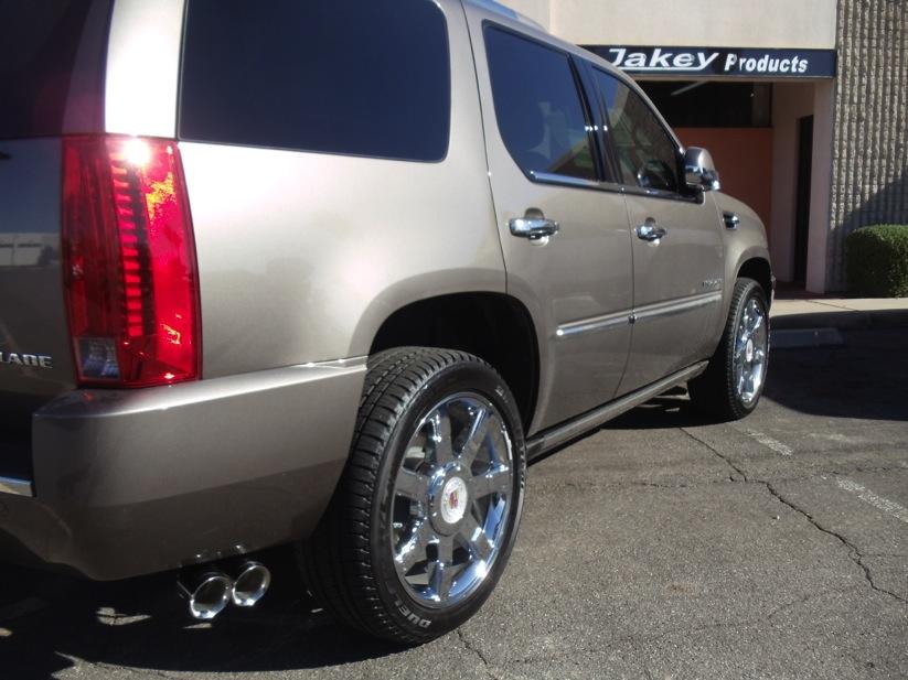 Chevy Silverado Dual Exhaust Kit