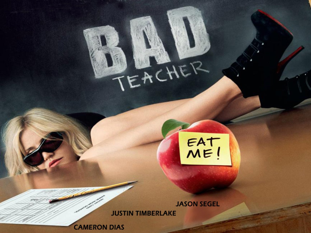 Fashion on Film | Cameron Diaz in Bad Teacher