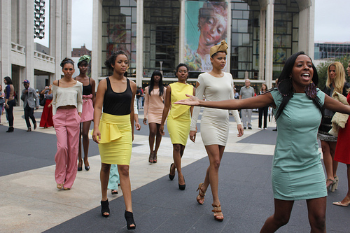 Shavonne-DeANN SS 2012 Lincoln Center