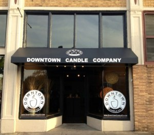Downtown Candle Company, KPFUSION