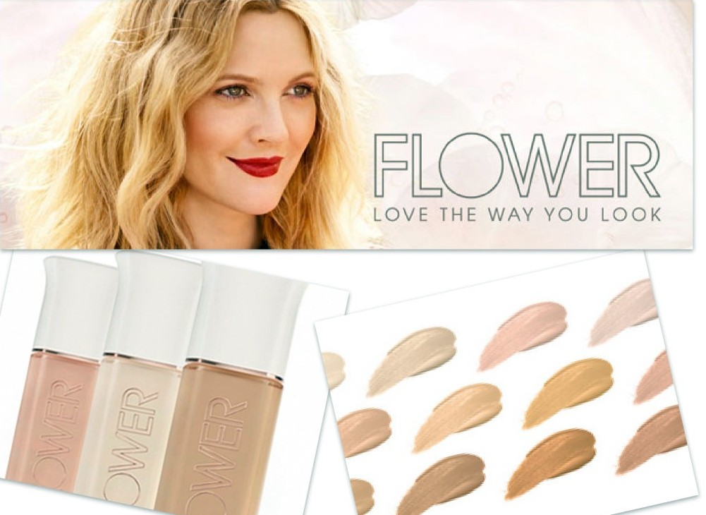Beauty Buy   Flower Beauty About Face Foundation with Primer