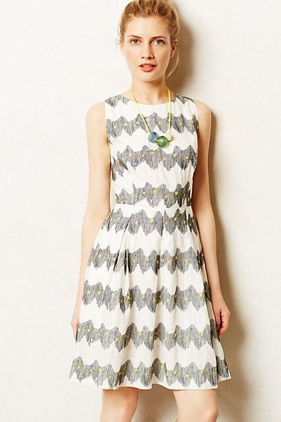 Anthropologie Frequence Dress, $198