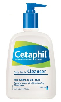 Cetaphil Daily Facial Cleanser, $10.99