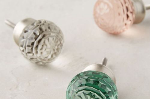 Lorelai Glass Knob
