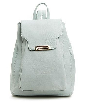 Trendy Clueless Backpack in Seafoam $65