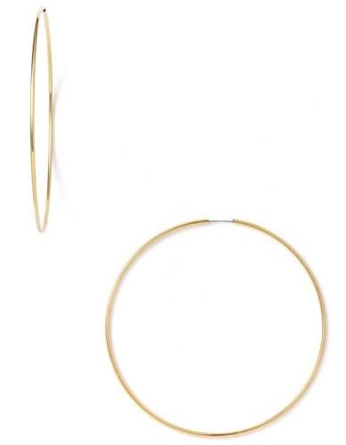 Endless Oversized Hoo Earrings Nordstron $24