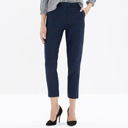 Madewell et sézane® crop trousers $148